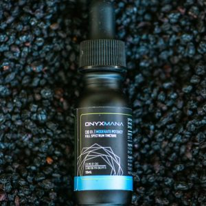 15 mL Onyx Mana Moderate Potency 225 mg CBD